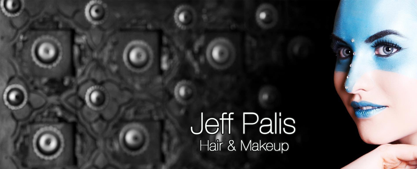 Hair & Makeup by  Jeff Palis